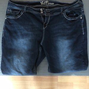 Plus Size Jeans by Wallflower
